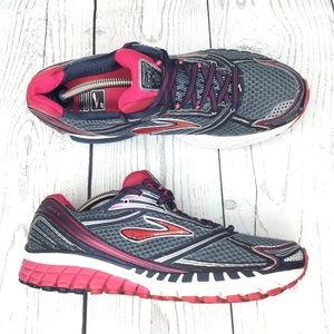 Brooks Ghost 6 Womens Athletic Running Shoes